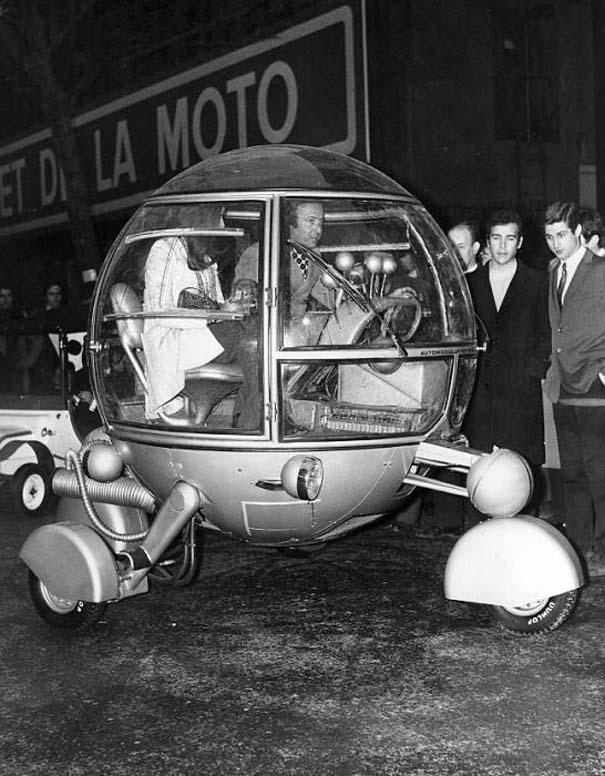 Παράξενα ρετρό οχήματα από το παρελθόν (18)