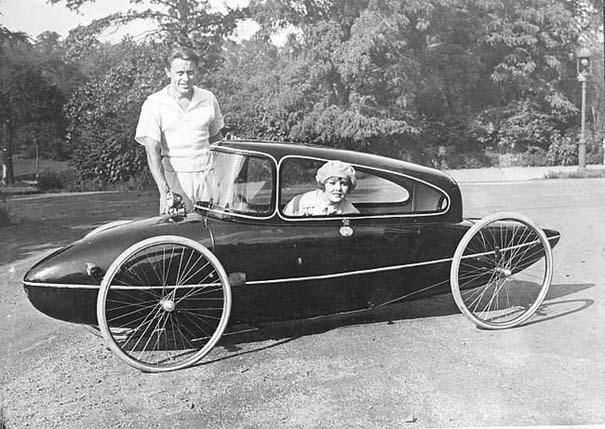 Παράξενα ρετρό οχήματα από το παρελθόν (20)
