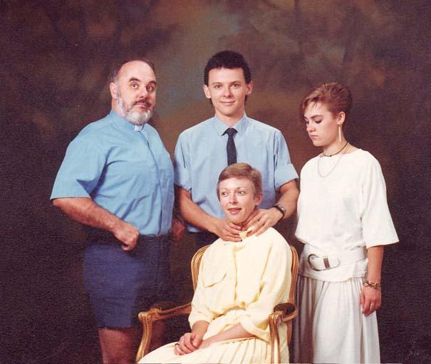 Παράξενες οικογενειακές φωτογραφίες (7)