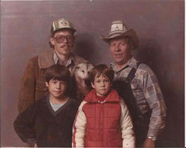 Παράξενες οικογενειακές φωτογραφίες (10)