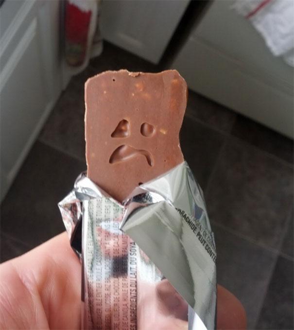 Η σοκολάτα που βοηθάει στο αδυνάτισμα | Φωτογραφία της ημέρας