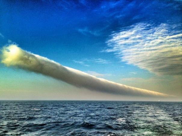 Σύννεφο ρολό | Φωτογραφία της ημέρας