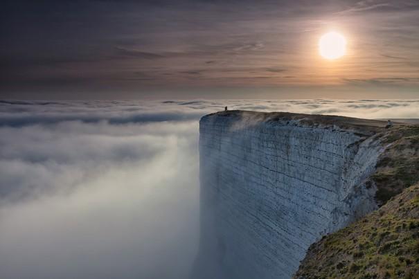 Η άκρη του κόσμου | Φωτογραφία της ημέρας