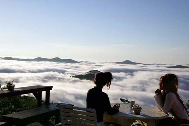 Πιείτε τον καφέ σας πάνω από τα σύννεφα (1)