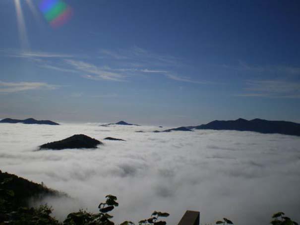 Πιείτε τον καφέ σας πάνω από τα σύννεφα (2)