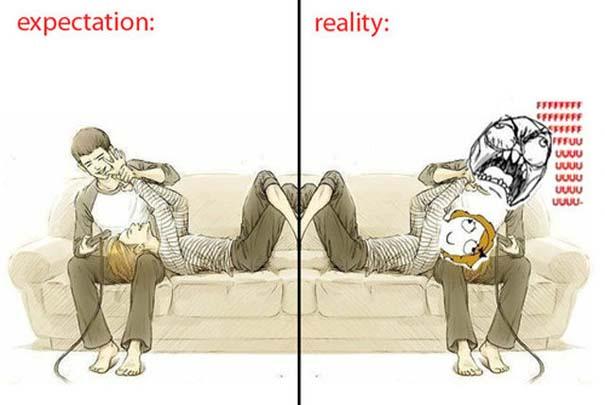 Προσδοκίες vs πραγματικότητα (3)