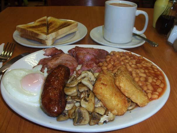 Πρωινά από διαφορετικές χώρες (1)