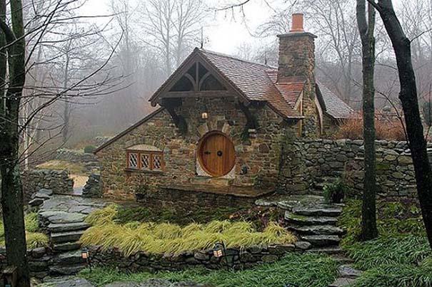 Σπίτι Hobbit (1)