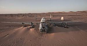 Φωτογραφίες από συντρίμμια αεροσκαφών που είχαν «Happy End»