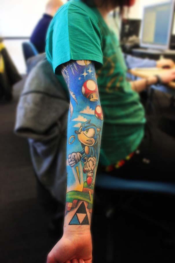 Τατουάζ που εντυπωσιάζουν (2)