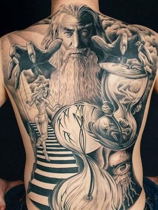 Τατουάζ που εντυπωσιάζουν (5)