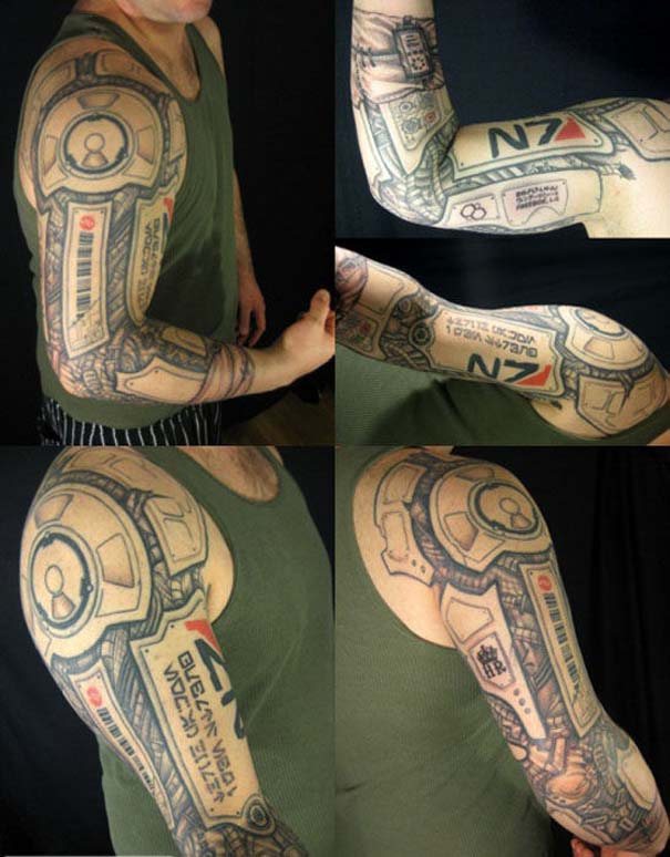 Τατουάζ που εντυπωσιάζουν (6)
