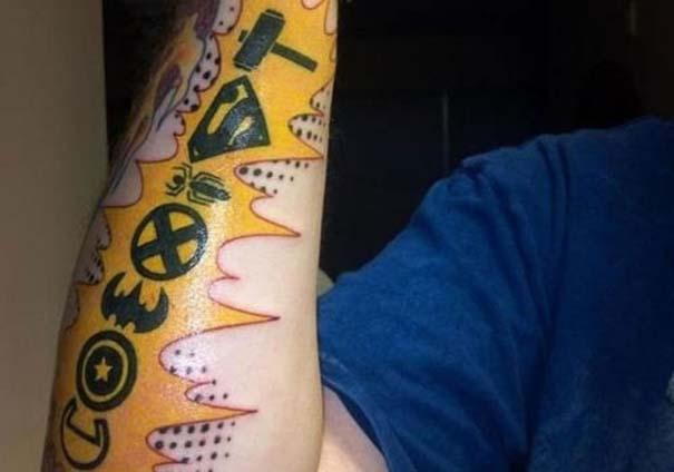 Τατουάζ που εντυπωσιάζουν (20)