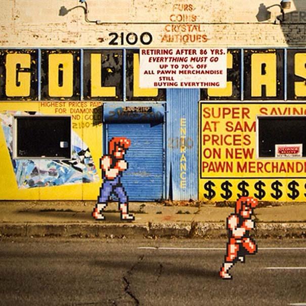 Χαρακτήρες video games σε καταστάσεις της πραγματικής ζωής (14)