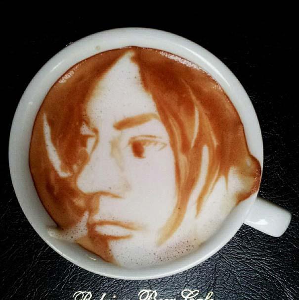 Υπέροχη τέχνη σε καφέ (13)