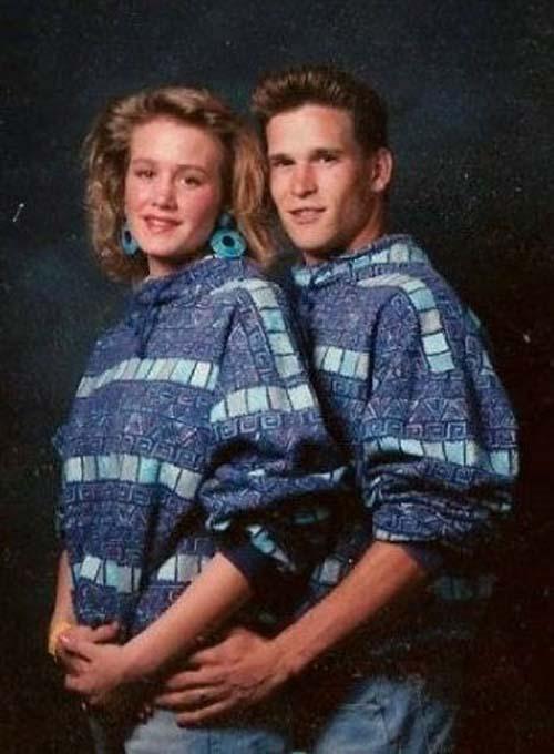 Ζευγάρια με... ταιριαστό ντύσιμο (27)