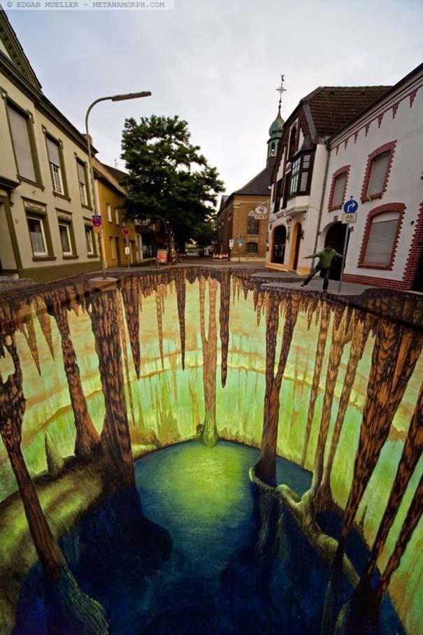 3D Ζωγραφιές στο δρόμο (7)