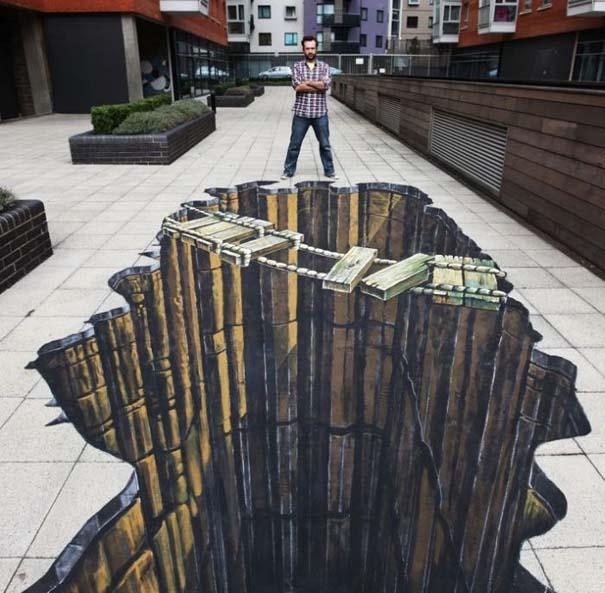 3D Ζωγραφιές στο δρόμο (17)