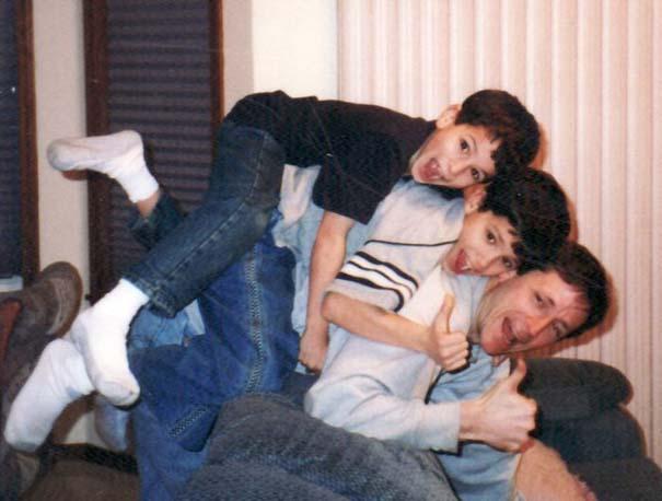 Αδέρφια τότε και τώρα (2)