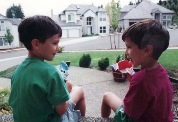 Αδέρφια τότε και τώρα (8)
