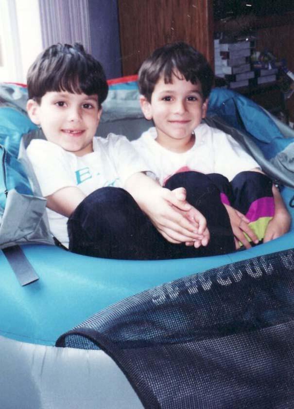 Αδέρφια τότε και τώρα (12)