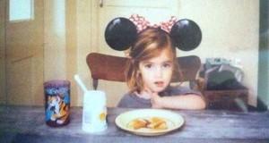 Αναγνωρίζετε αυτό το κοριτσάκι;