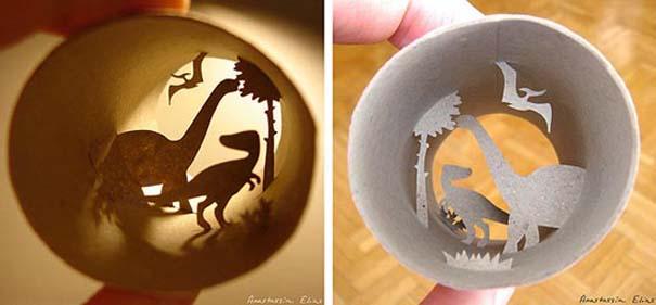 Απίστευτη τέχνη σε ρολό χαρτιού τουαλέτας (10)
