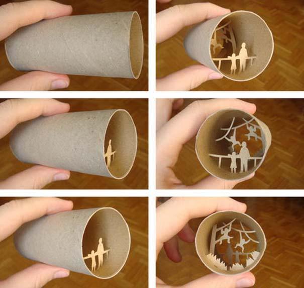 Απίστευτη τέχνη σε ρολό χαρτιού τουαλέτας (12)