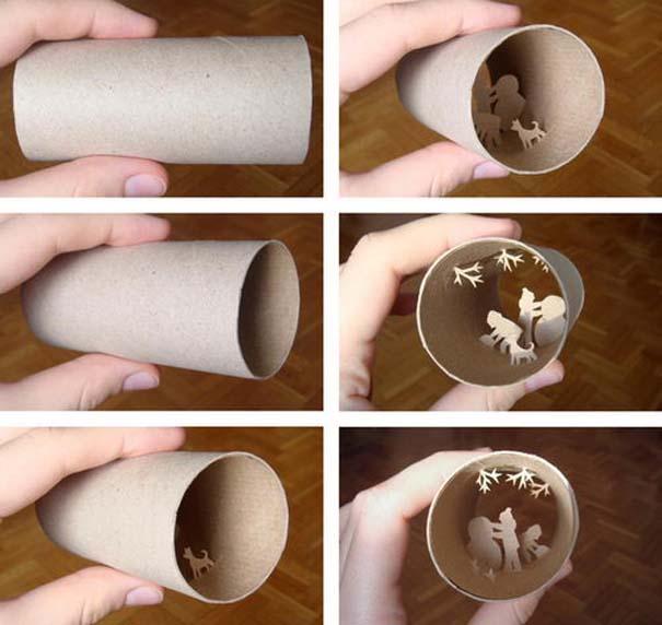 Απίστευτη τέχνη σε ρολό χαρτιού τουαλέτας (23)