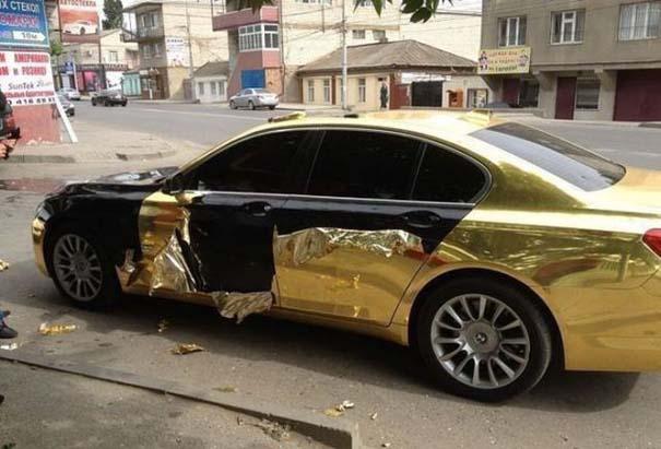 Όταν το αυτοκίνητο γίνεται θύμα... εκδίκησης! (1)