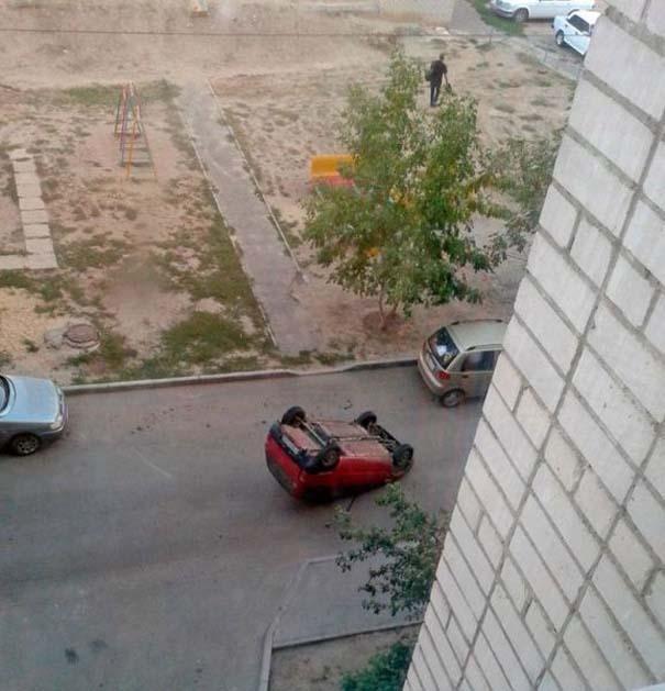 Όταν το αυτοκίνητο γίνεται θύμα... εκδίκησης! (14)