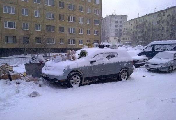 Όταν το αυτοκίνητο γίνεται θύμα... εκδίκησης! (18)