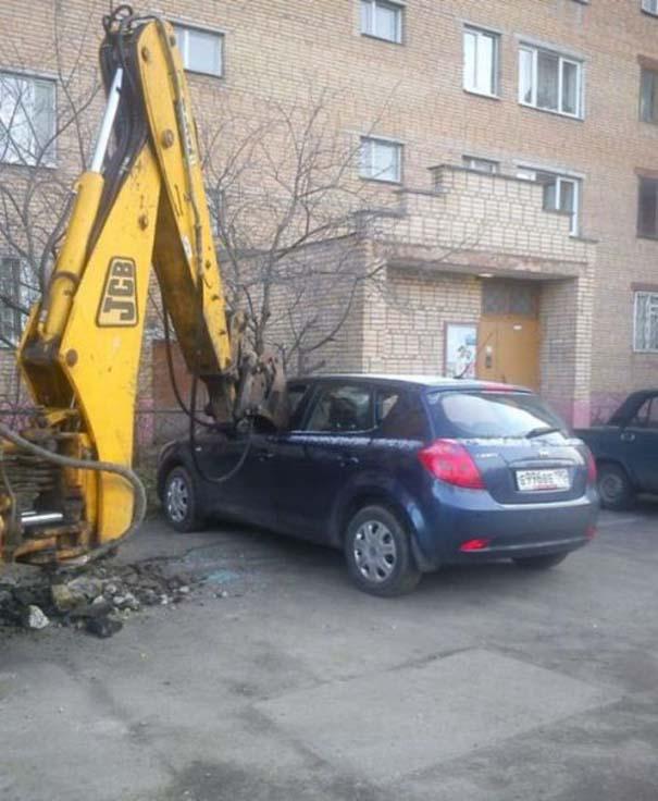 Όταν το αυτοκίνητο γίνεται θύμα... εκδίκησης! (20)