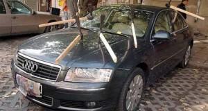 Όταν το αυτοκίνητο γίνεται θύμα… εκδίκησης! #2