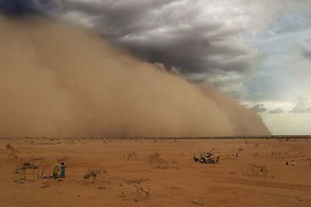 Εκπληκτικές φωτογραφίες που καταγράφουν την οργή της φύσης (8)