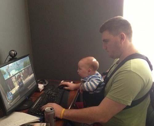 Gamers σε ξεκαρδιστικές καταστάσεις (11)