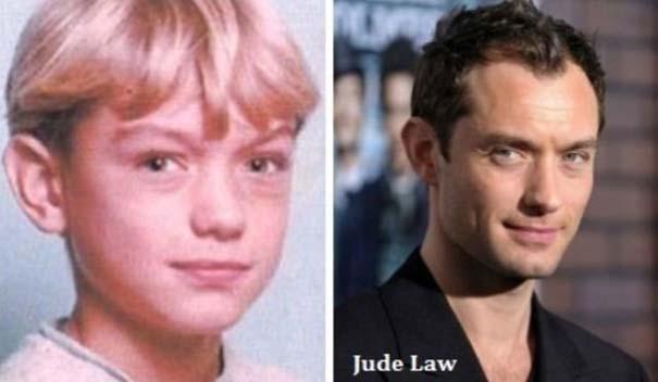 Γοητευτικοί διάσημοι άνδρες σε παιδική ηλικία (13)