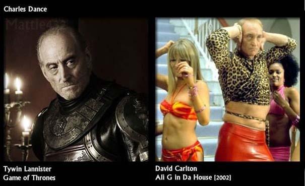 Οι ηθοποιοί του Game Of Thrones σε προηγούμενους ρόλους (1)