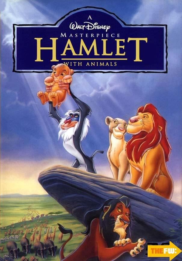 Κλασσικές ταινίες της Disney με πιο χιουμοριστικά ειλικρινείς τίτλους (2)
