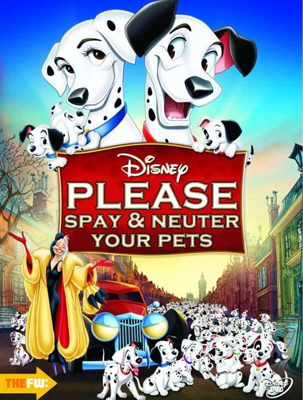 Κλασσικές ταινίες της Disney με πιο χιουμοριστικά ειλικρινείς τίτλους (3)