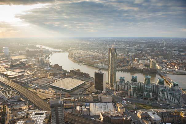 Το Λονδίνο μέσα από εντυπωσιακές εναέριες φωτογραφίες (13)