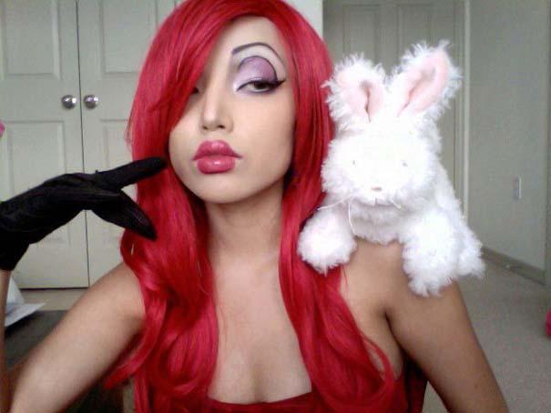 Η makeup artist που μπορεί να μεταμορφωθεί σε οποιονδήποτε (16)