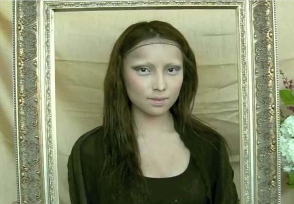 Η makeup artist που μπορεί να μεταμορφωθεί σε οποιονδήποτε (2)