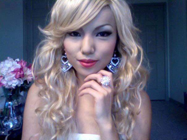 Η makeup artist που μπορεί να μεταμορφωθεί σε οποιονδήποτε (15)