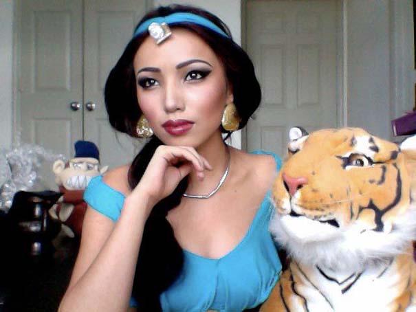 Η makeup artist που μπορεί να μεταμορφωθεί σε οποιονδήποτε (5)