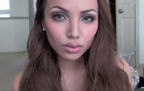 Η makeup artist που μπορεί να μεταμορφωθεί σε οποιονδήποτε (4)