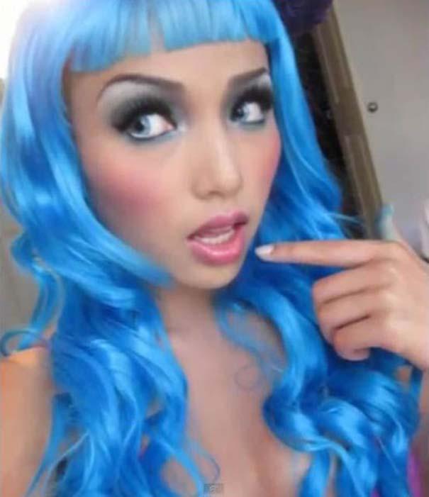 Η makeup artist που μπορεί να μεταμορφωθεί σε οποιονδήποτε (10)