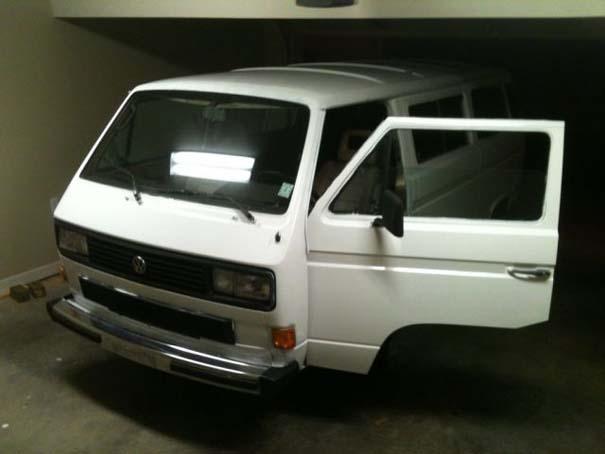 Μεταμόρφωση ενός παλιού Volkswagen Van (2)