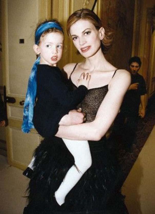 Ένα νεαρό Supermodel που προκαλεί απορίες... (2)