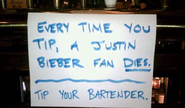Τα πιο παράξενα κι αστεία που μπορεί να συναντήσεις σε ένα Bar (5)